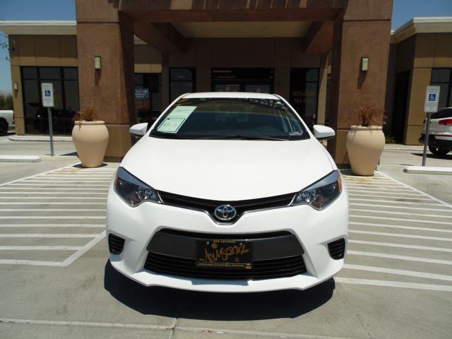 2016 Toyota Corolla LE Plus Bullhead City, Arizona 1