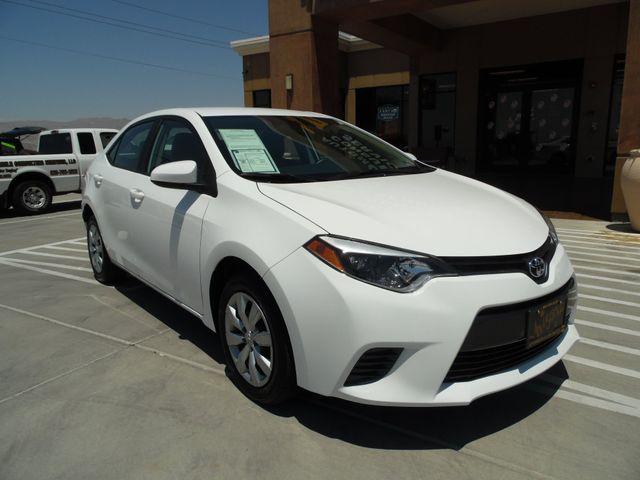 2016 Toyota Corolla LE Plus Bullhead City, Arizona 10