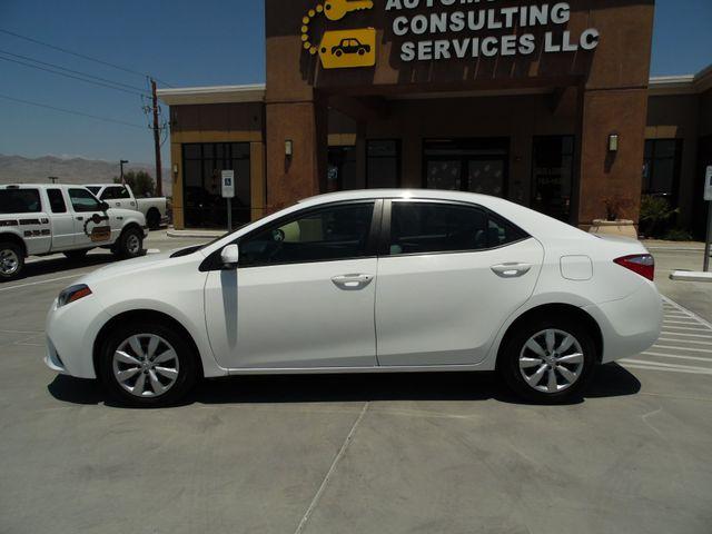 2016 Toyota Corolla LE Plus Bullhead City, Arizona 3