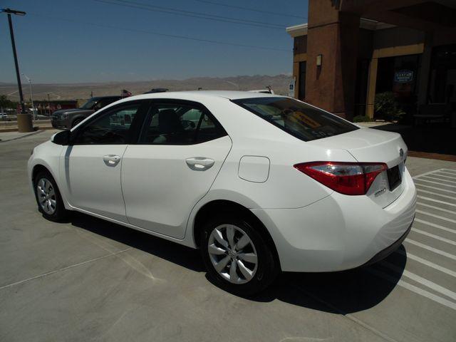 2016 Toyota Corolla LE Plus Bullhead City, Arizona 4