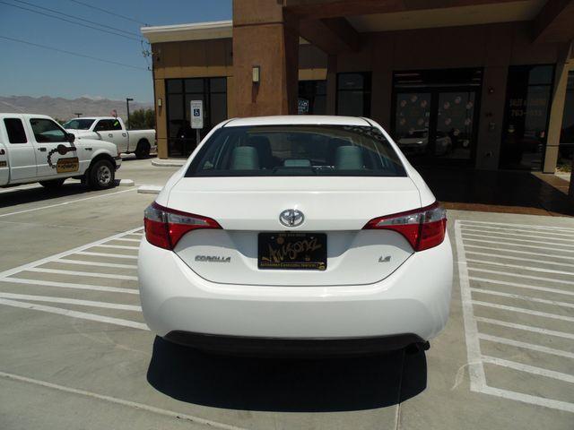 2016 Toyota Corolla LE Plus Bullhead City, Arizona 6