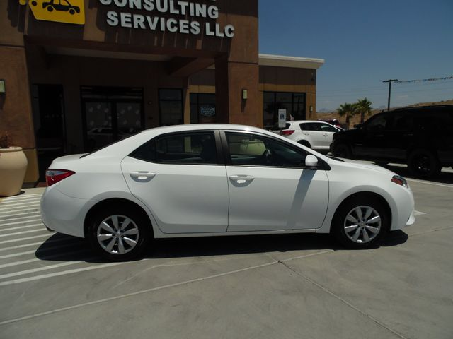 2016 Toyota Corolla LE Plus Bullhead City, Arizona 8