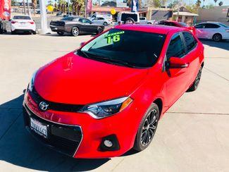 2016 Toyota Corolla S Plus Calexico, CA