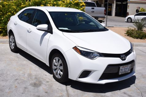 2016 Toyota Corolla  in Cathedral City