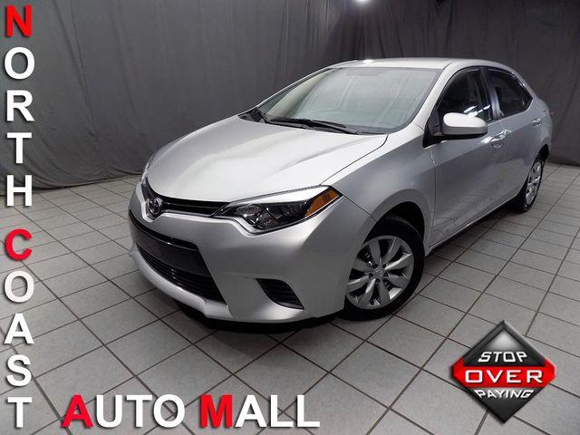 Used 2016 Toyota Corolla, $11793