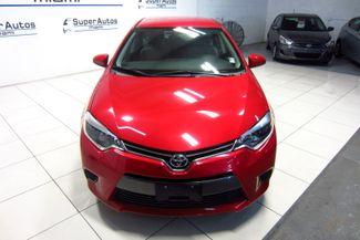 2016 Toyota Corolla LE Doral (Miami Area), Florida 2