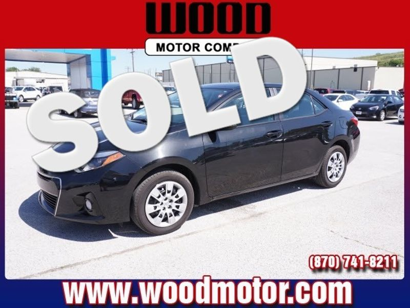 2016 Toyota Corolla S  city Arkansas  Wood Motor Company  in , Arkansas