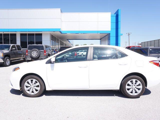 2016 Toyota Corolla LE Premium Harrison, Arkansas 1