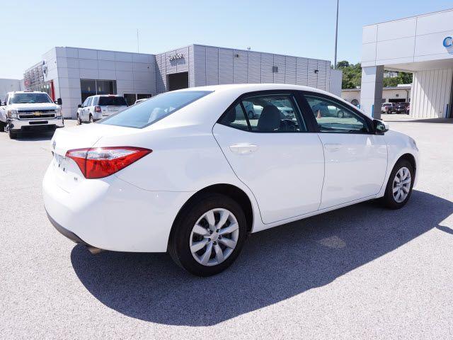 2016 Toyota Corolla LE Premium Harrison, Arkansas 3