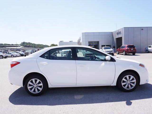 2016 Toyota Corolla LE Premium Harrison, Arkansas 4