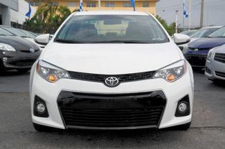 2016 Toyota Corolla S Hialeah, Florida 1