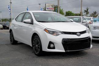 2016 Toyota Corolla S Hialeah, Florida 2