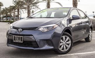2016 Toyota Corolla in Coachella, Valley,