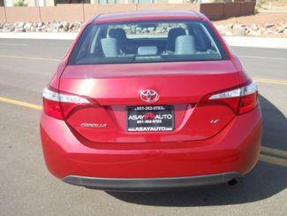 2016 Toyota Corolla LE CVT LINDON, UT 2