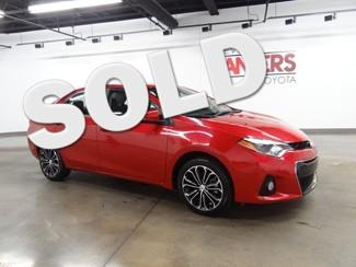 2016 Toyota Corolla S Plus Little Rock, Arkansas