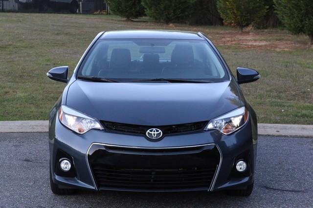 2016 Toyota Corolla S Mooresville, North Carolina 1