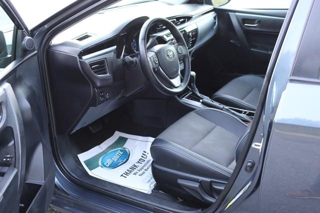 2016 Toyota Corolla S Mooresville, North Carolina 10