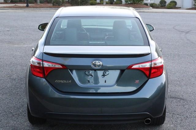 2016 Toyota Corolla S Mooresville, North Carolina 4