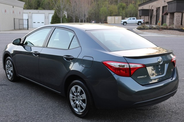 2016 Toyota Corolla S Mooresville, North Carolina 54