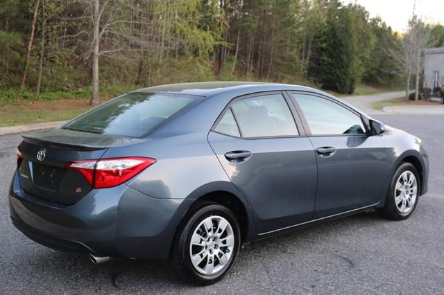 2016 Toyota Corolla S Mooresville, North Carolina 56