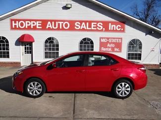 2016 Toyota Corolla LE | Paragould, Arkansas | Hoppe Auto Sales, Inc. in  Arkansas