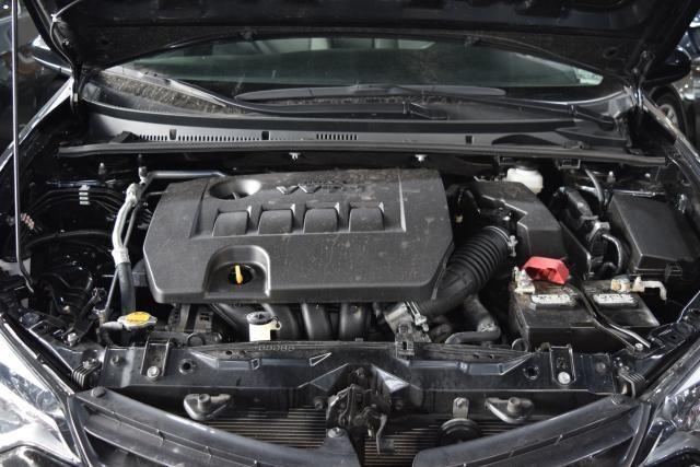 2016 Toyota Corolla 4dr Sdn CVT LE Richmond Hill, New York 4