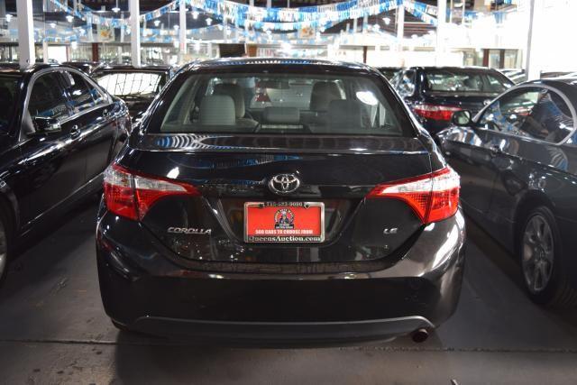 2016 Toyota Corolla 4dr Sdn CVT LE Richmond Hill, New York 5
