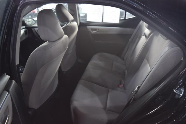 2016 Toyota Corolla 4dr Sdn CVT LE Richmond Hill, New York 9