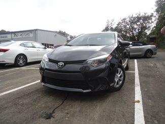 2016 Toyota COROLLA CE SEFFNER, Florida