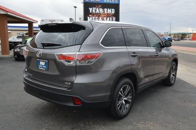 2016 Toyota Highlander XLE in Albuquerque, New Mexico