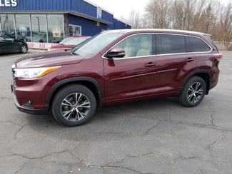 2016 Toyota Highlander AWD in Ogdensburg New York