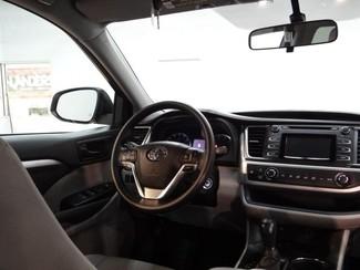 2016 Toyota Highlander LE V6 Little Rock, Arkansas 8