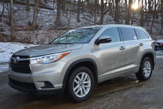 2016 Toyota Highlander LE Naugatuck, Connecticut