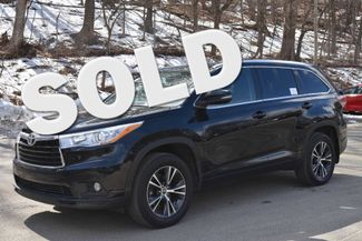 2016 Toyota Highlander XLE Naugatuck, Connecticut