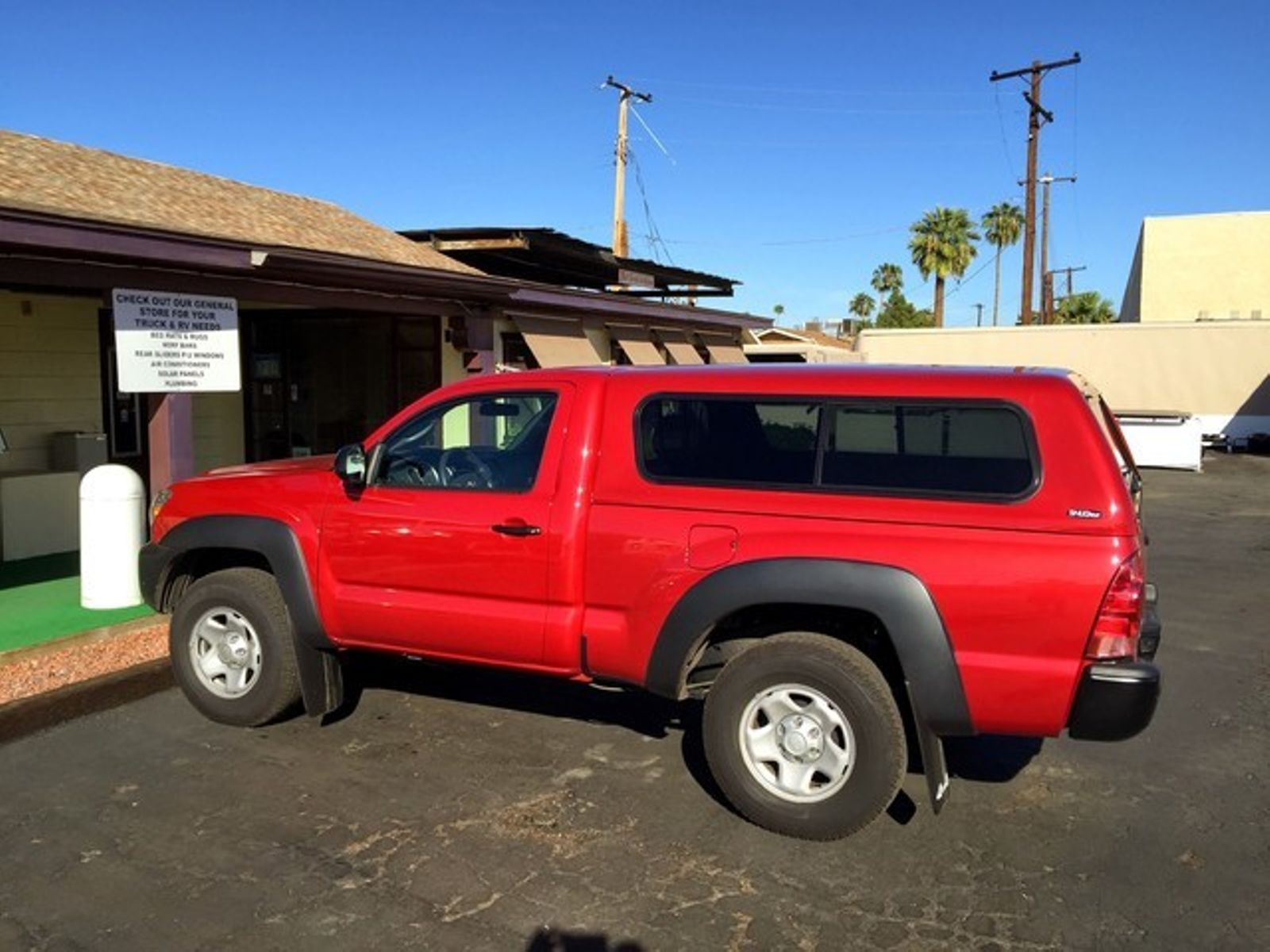 Toyota Certified Pre Owned >> 2017 Toyota Nissan Camper Shells Truck Toppers Truck Caps | Phoenix AZ 85019
