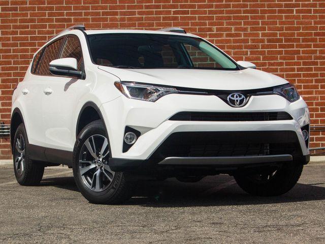 2016 Toyota RAV4 XLE Burbank, CA 1