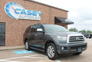 2016 Toyota Sequoia Limited   League City, TX   Casey Autoplex in League City TX