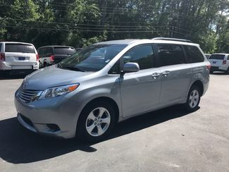 2016 Toyota Sienna LE  Handicap Wheelchair accessible van Dallas, Georgia 1