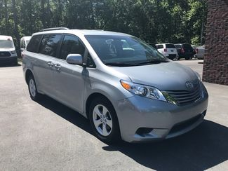 2016 Toyota Sienna LE  Handicap Wheelchair accessible van Dallas, Georgia 3