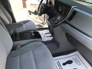 2016 Toyota Sienna LE  Handicap Wheelchair accessible van Dallas, Georgia 25