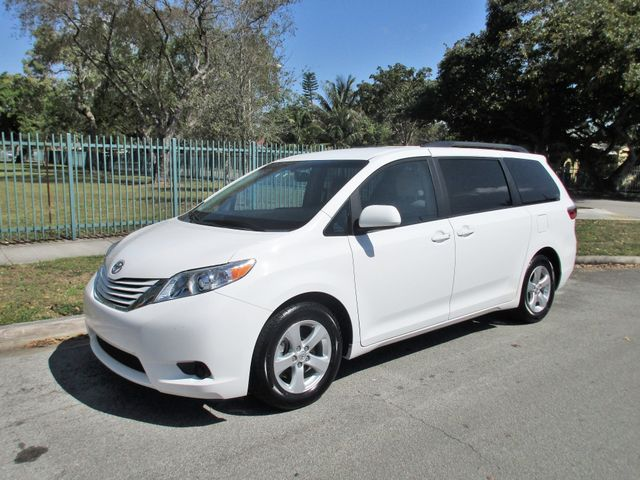 2016 Toyota Sienna LE AAS Come and visit us at oceanautosalescom for our expanded inventoryThis
