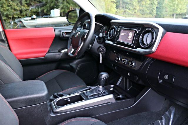 2016 Toyota Tacoma TRD Sport Mooresville, North Carolina 21