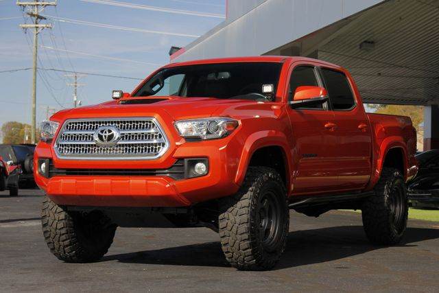 2016 Toyota Tacoma TRD Sport Double Cab 4x4 - $5K EXTRA$ - LEATHER! Mooresville , NC 25