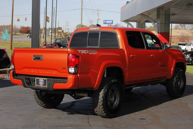 2016 Toyota Tacoma TRD Sport Double Cab 4x4 - $5K EXTRA$ - LEATHER! Mooresville , NC 26