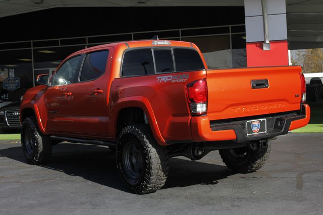 2016 Toyota Tacoma TRD Sport Double Cab 4x4 - $5K EXTRA$ - LEATHER! Mooresville , NC 27