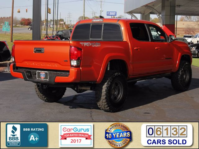 2016 Toyota Tacoma TRD Sport Double Cab 4x4 - $5K EXTRA$ - LEATHER! Mooresville , NC 2
