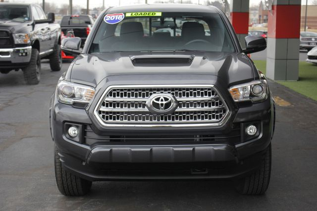 2016 Toyota Tacoma TRD Sport Double Cab RWD - NAVIGATION - 1 OWNER! Mooresville , NC 15