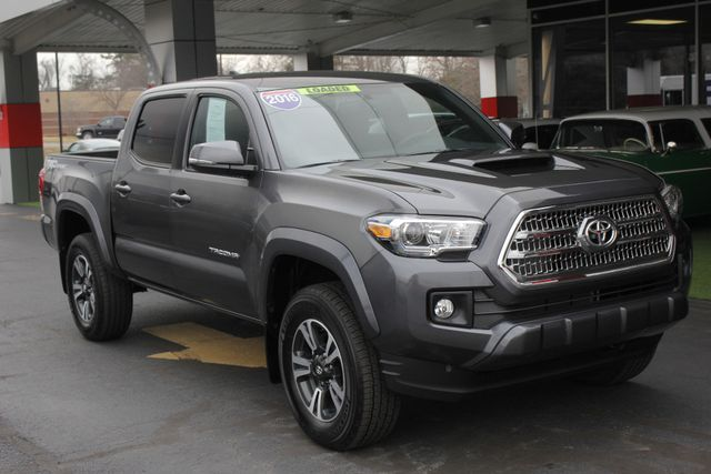 2016 Toyota Tacoma TRD Sport Double Cab RWD - NAVIGATION - 1 OWNER! Mooresville , NC 21