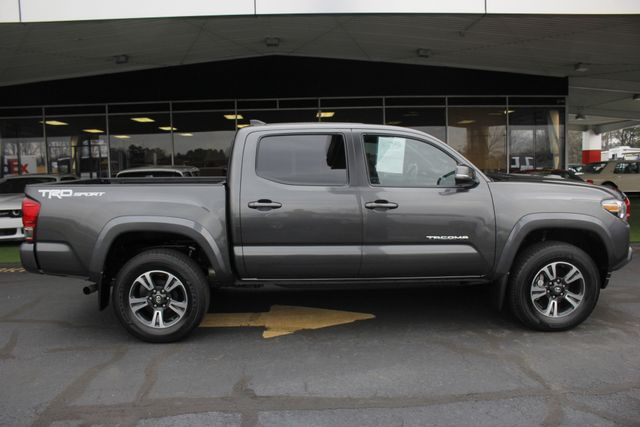 2016 Toyota Tacoma TRD Sport Double Cab RWD - NAVIGATION - 1 OWNER! Mooresville , NC 13