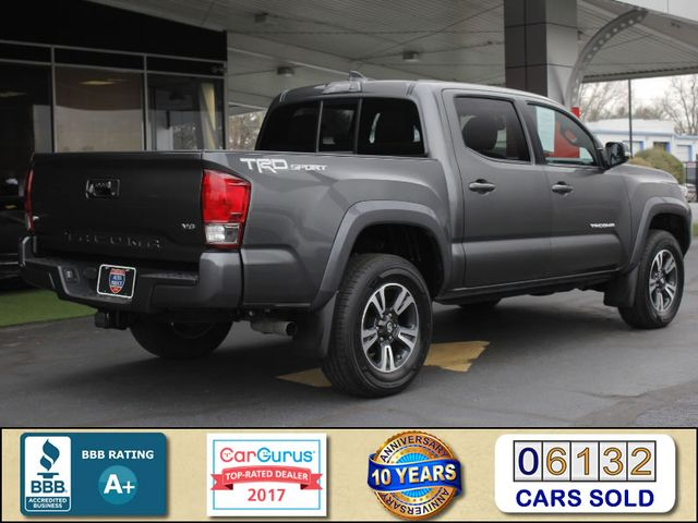 2016 Toyota Tacoma TRD Sport Double Cab RWD - NAVIGATION - 1 OWNER! Mooresville , NC 2